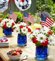 The American Dream Bouquet? Trio