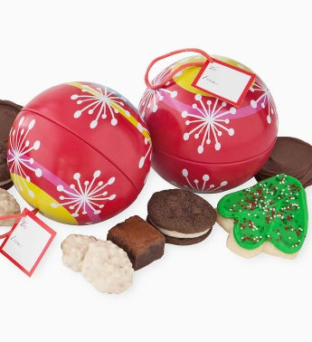 Cheryl's Holiday Ornament Set of 4