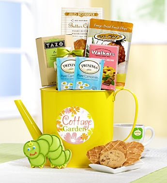Watering Can Sweets & Treats Spring Gift