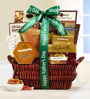 Father?s Day Deluxe Balsam Gift Basket