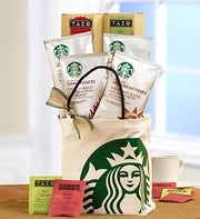 Starbucks Fan Favorite Gift Tote