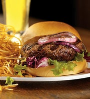 Stock Yards� Choice & Prime Steak Burgers