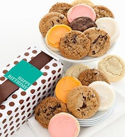 Cheryls Classic Birthday Cookie Box 24 ct.