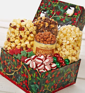 The Popcorn Factory� Winter Song Sampler