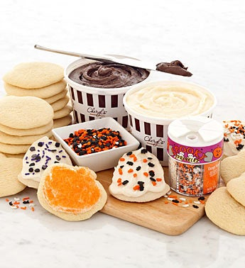 Cheryl's Halloween Cutout Cookie Kit
