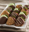 Fannie May Favorites Chocolate Strawberries