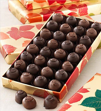 Fannie May� Milk and Dark Chocolate Cherries 1 lb