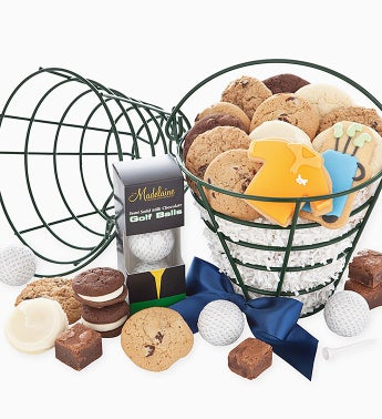 Cheryl's Father's Day Fore Golf Basket