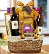 Hahn Estates Wine Pairing Gift Basket