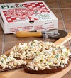 Happy Birthday Chocolate Snack Pizza