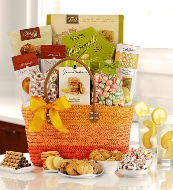 Happy Mothers Day Deluxe Sweets Tote