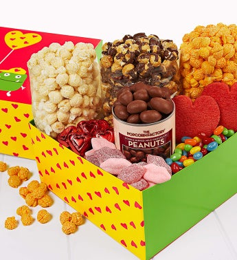 The Popcorn Factory� Valentine Monster Sampler