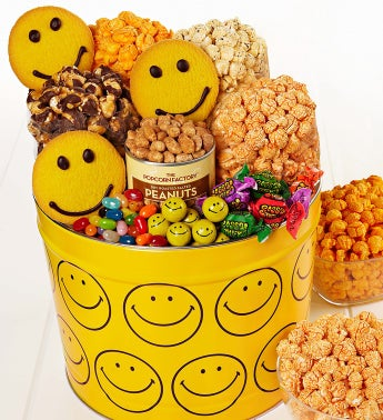 Smiley Face Assortment