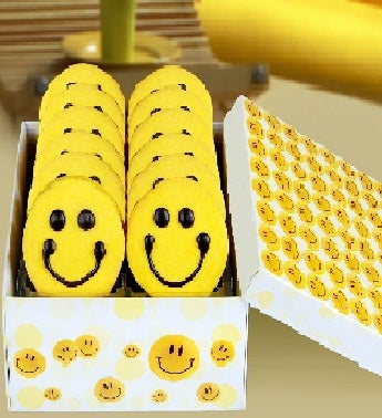 Laughing Tastes Cookie Box�