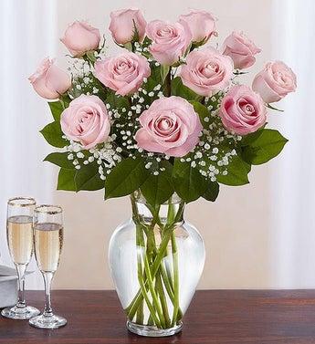 Rose Elegance? Premium Pink Roses