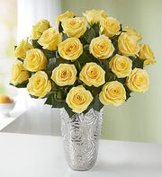 Sunshine Roses, 12-24 Stems
