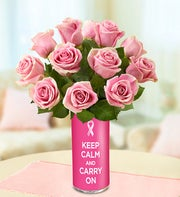 Breast Cancer Awareness Bouquet
