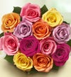 18 Assorted Roses $29.99