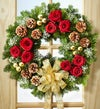 Everlasting Holiday Wreath?