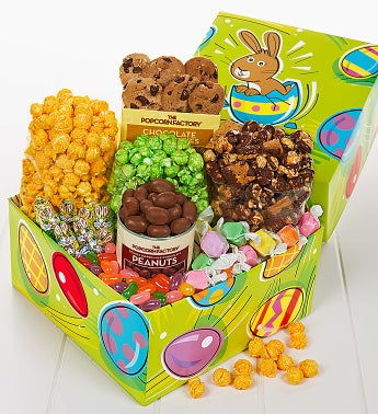 The Popcorn Factory� Egg-Ceptional Easter Sampler