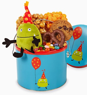The Popcorn Factory� Little Monster Fun Pail