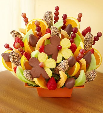 Abundant Fruit & Chocolate Tray?