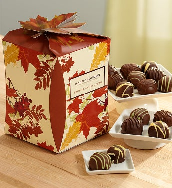 Harry London� Fall Chocolate Truffles