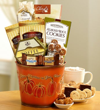 Autumn Sweets Gift Basket
