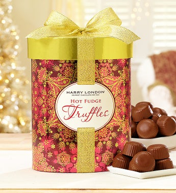Harry London� Hot Fudge Truffle Box