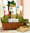 Starbucks� Break Time Basket