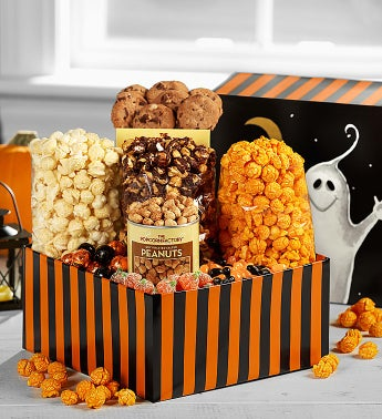 The Popcorn Factory� Giant Boo Sampler Box