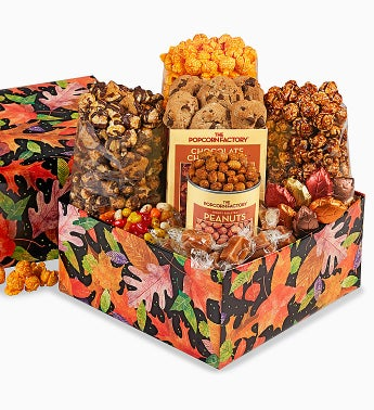 The Popcorn Factory� Fall Colors Sampler