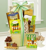Gourmet Chocolate Easter Basket