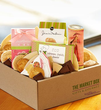 Girlfriends Market Box
