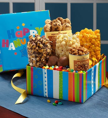 The Popcorn Factory� Happy Hanukkah Sampler