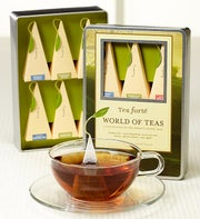 Tea Forte� World of Teas Gift Tin