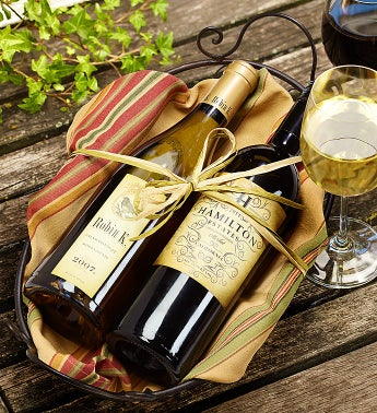 Best of Napa & Sonoma Wine Basket