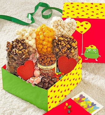 Popcorn Valentine Monster Sample Box