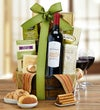 French Bordeaux Wine Basket