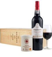 Simply Port and Stilton