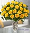 Marquis by Waterford� Premium Yellow Roses