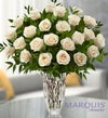 Marquis by Waterford� Premium White Roses