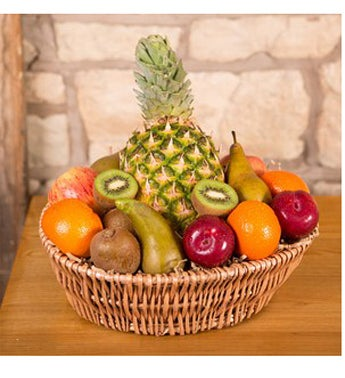 Traditional Fruit Hamper