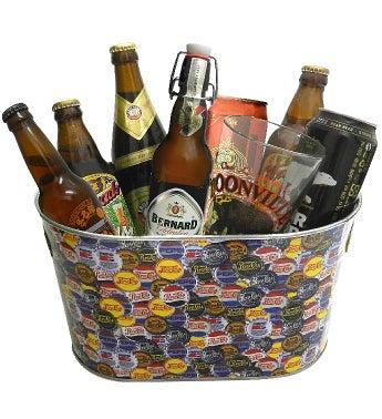 Cooler & Beers