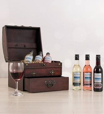 New World Wine Chest