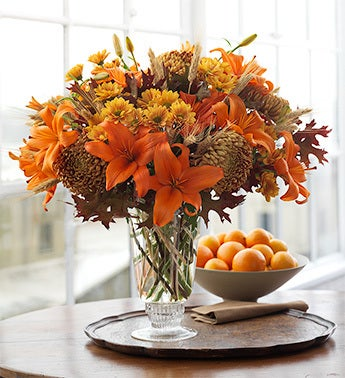 gorgeous martha stewart centerpiece