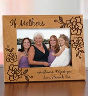 Personalized Mother?s Day Wood Frame