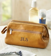 Personalized Men?s Toiletry Bag