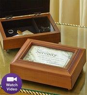 Serenity Music Box