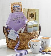 Coffee Break Basket by Real Simple�